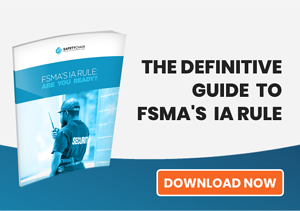 Download the Definitive Guide to FSMA IA Rule