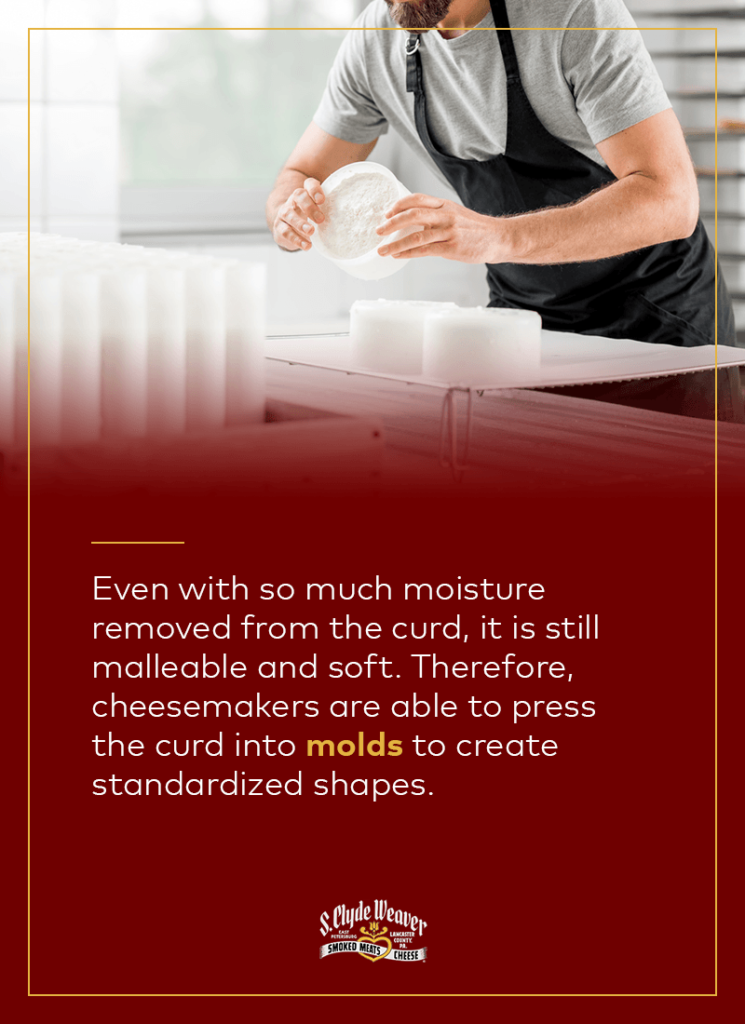 Cheese manufacturing app