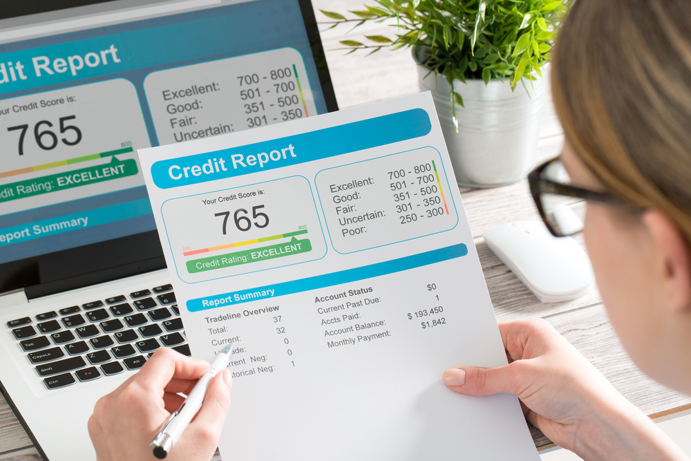 How to Read a Credit Report - Self.