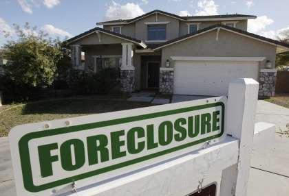 Foreclosure and Bankruptcies