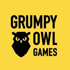 Grumpy Owl Games logo