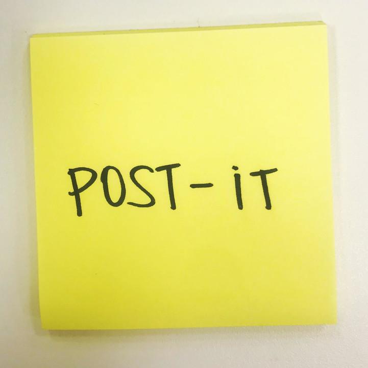 8 erros básicos na utilização de post-its em workshops de cocriação