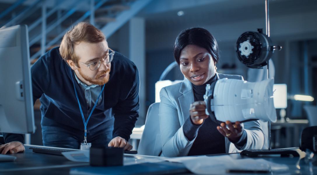 Do design à agilidade: um novo modelo para aumentar a relevância do P&D em grandes empresas