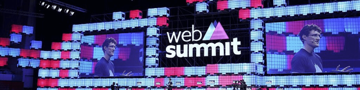 Web Summit 2019 | weme marcou presença
