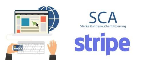 Sicherheitsupdates: SCA mit Stripe bei edoobox