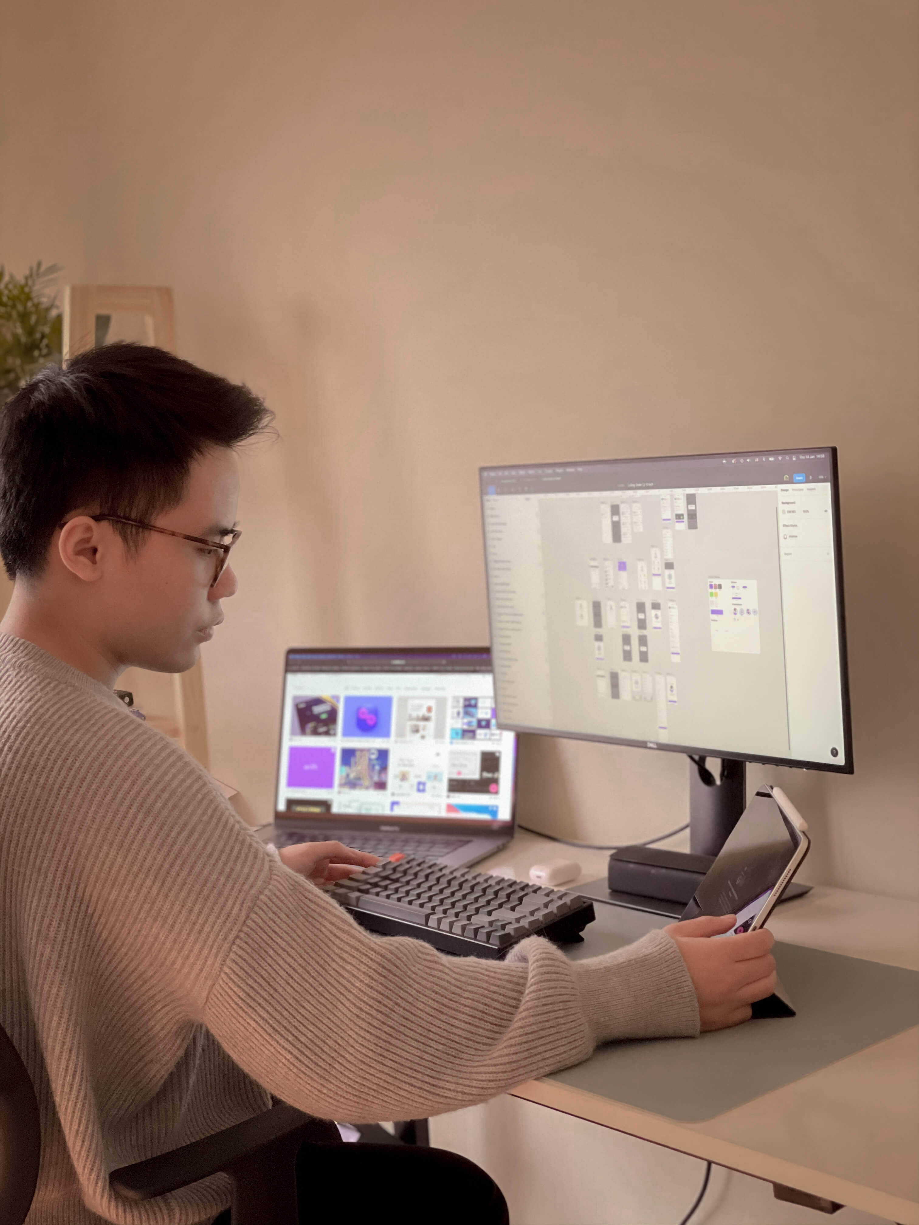 Dang Nguyen UX Designer