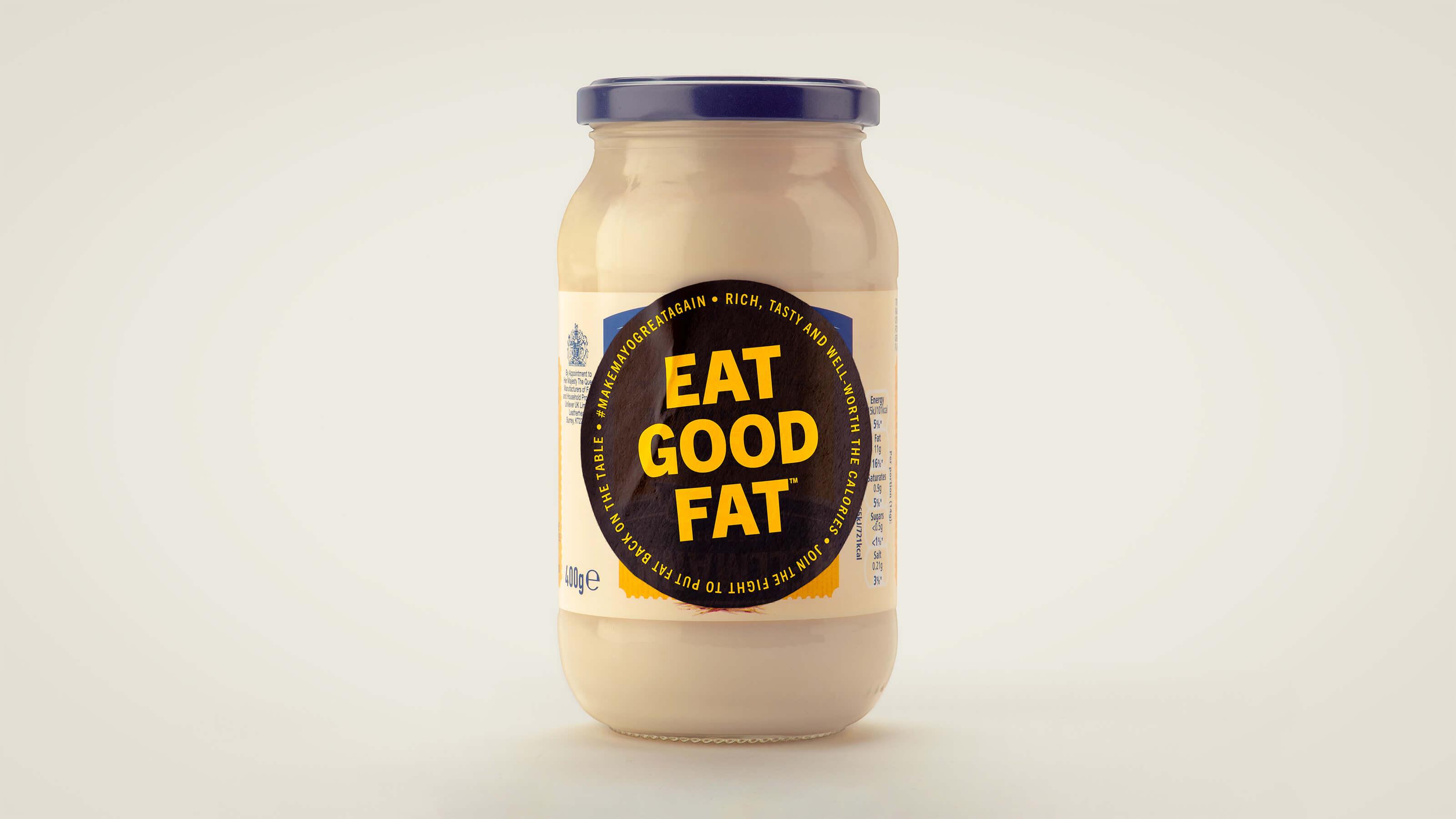 Good Fat Foods