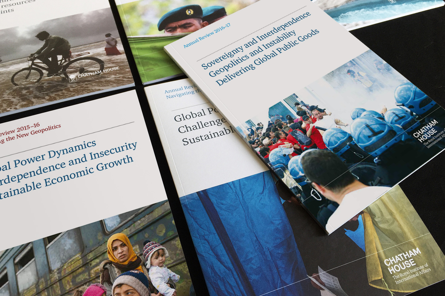 Chatham House annual reports