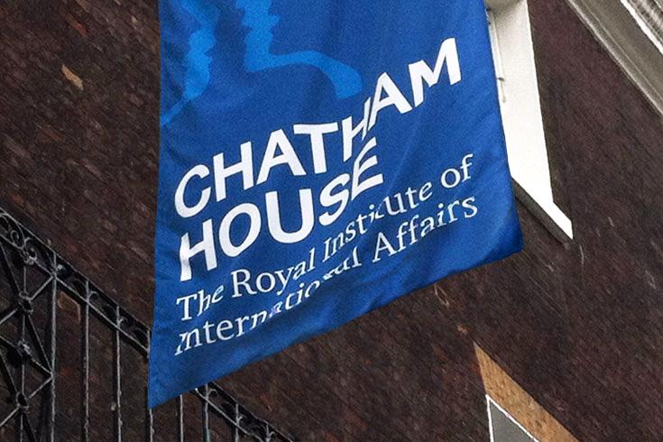 Chatham House banner