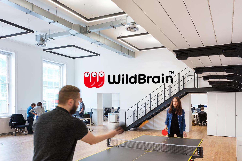 WildBrain office signage