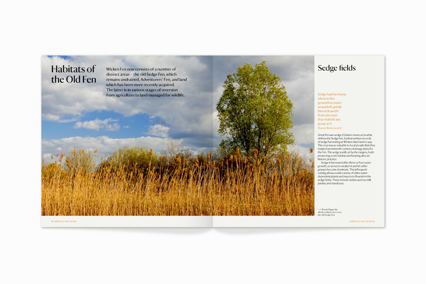 National Trust brochure