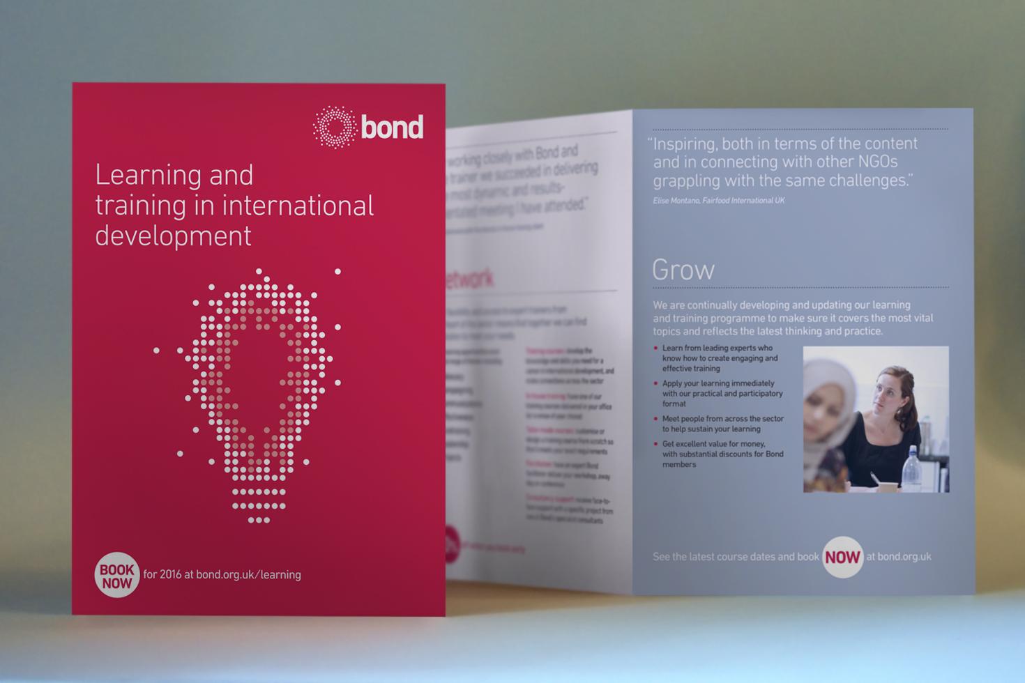 Bond leaflet