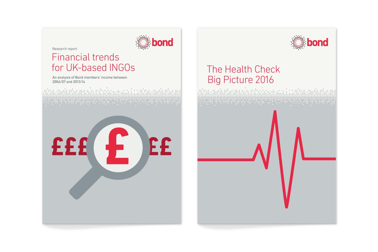 Bond brochures