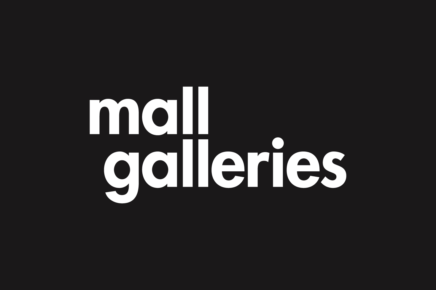 Mall Galleries logo
