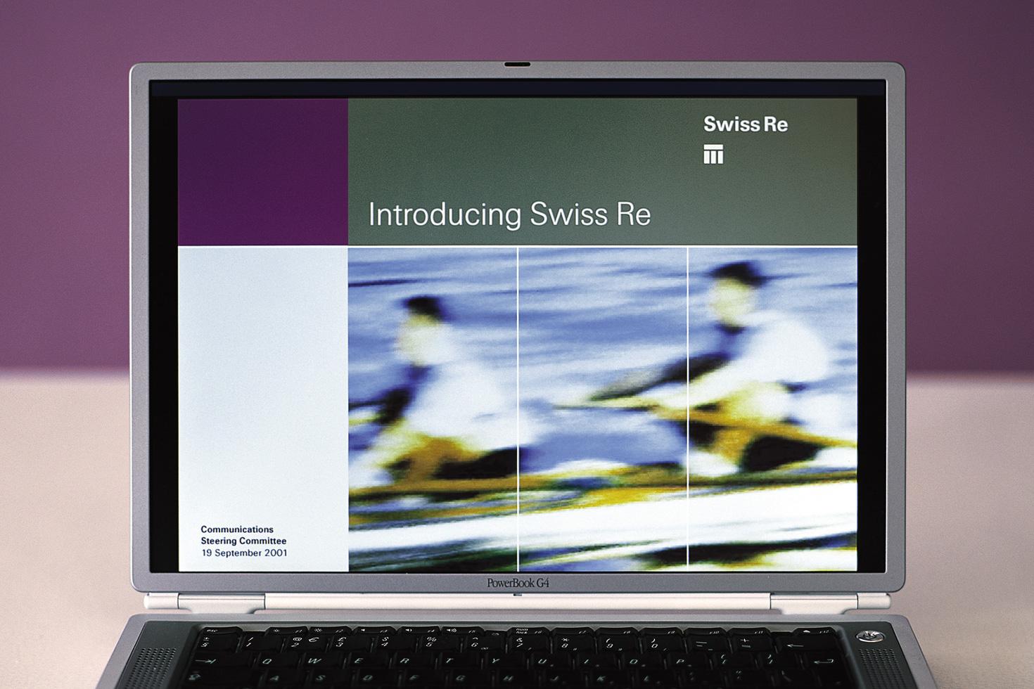 Swiss Re intranet