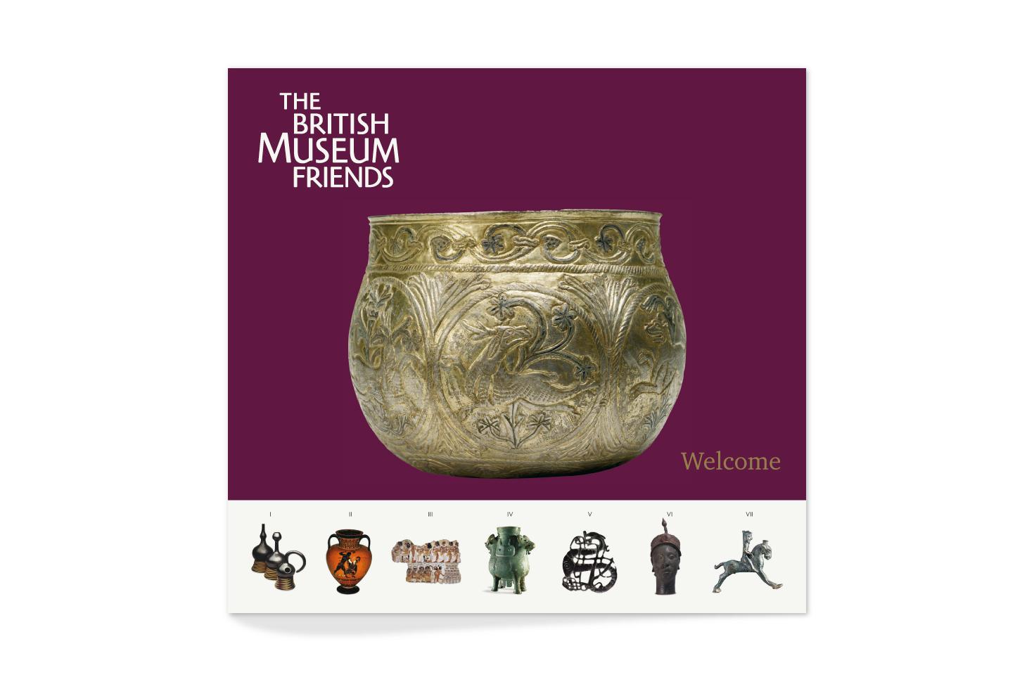 British Museum brochure