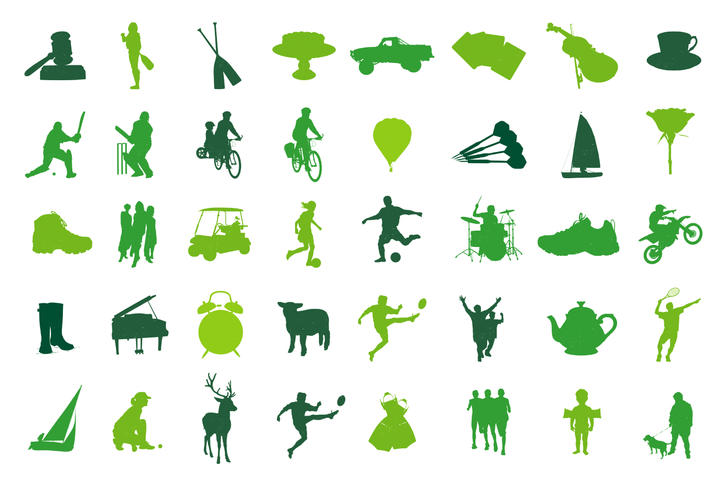 Macmillan Cancer Support icons