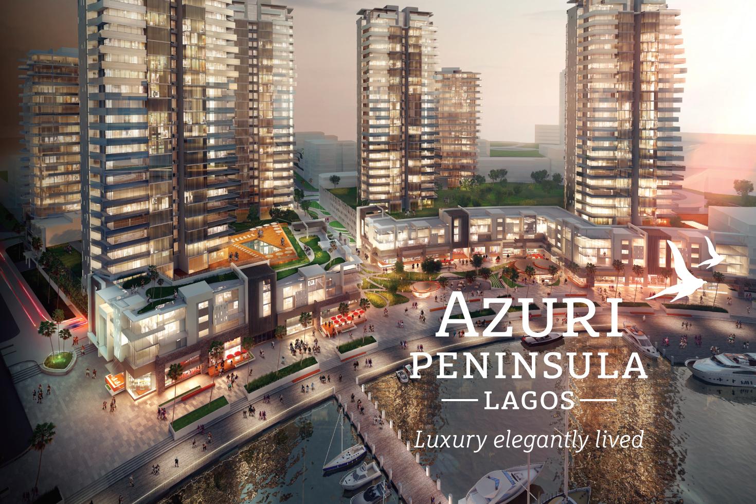 Azuri Peninsula logo