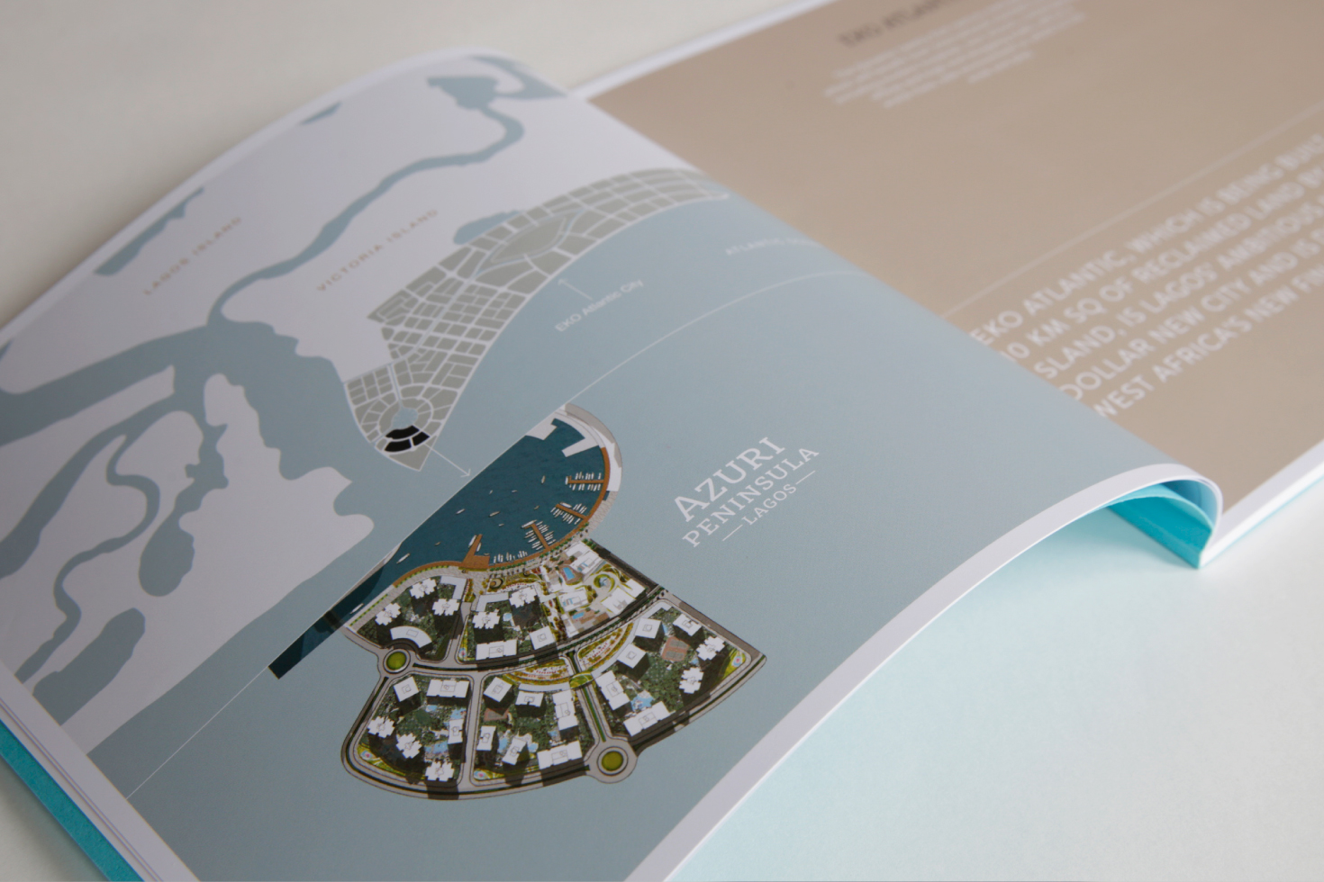 Azuri Peninsula marketing materials