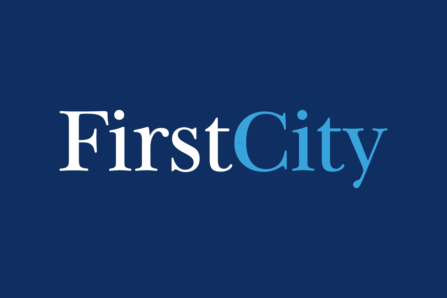 First City logo
