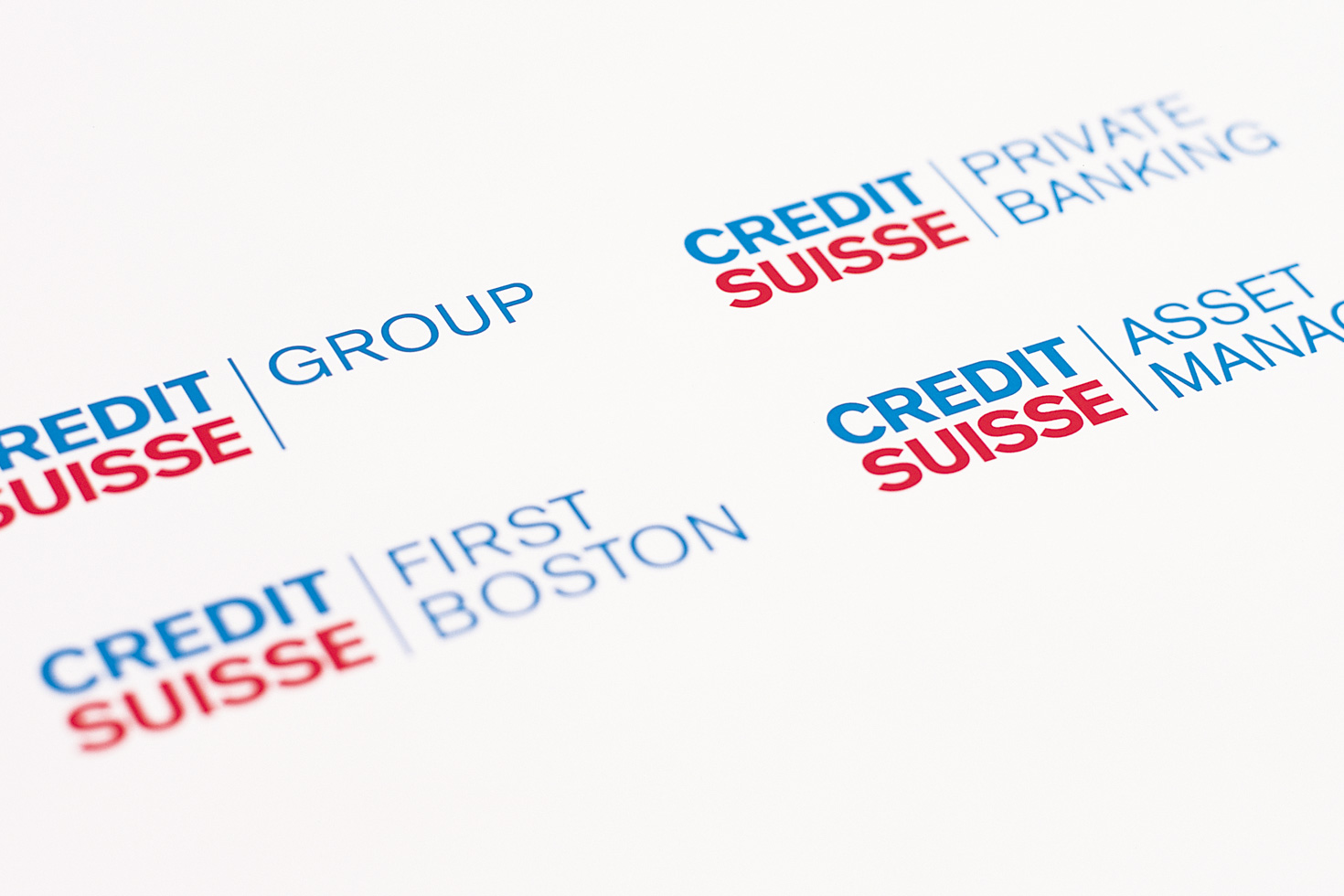 Credit Suisse logo groups