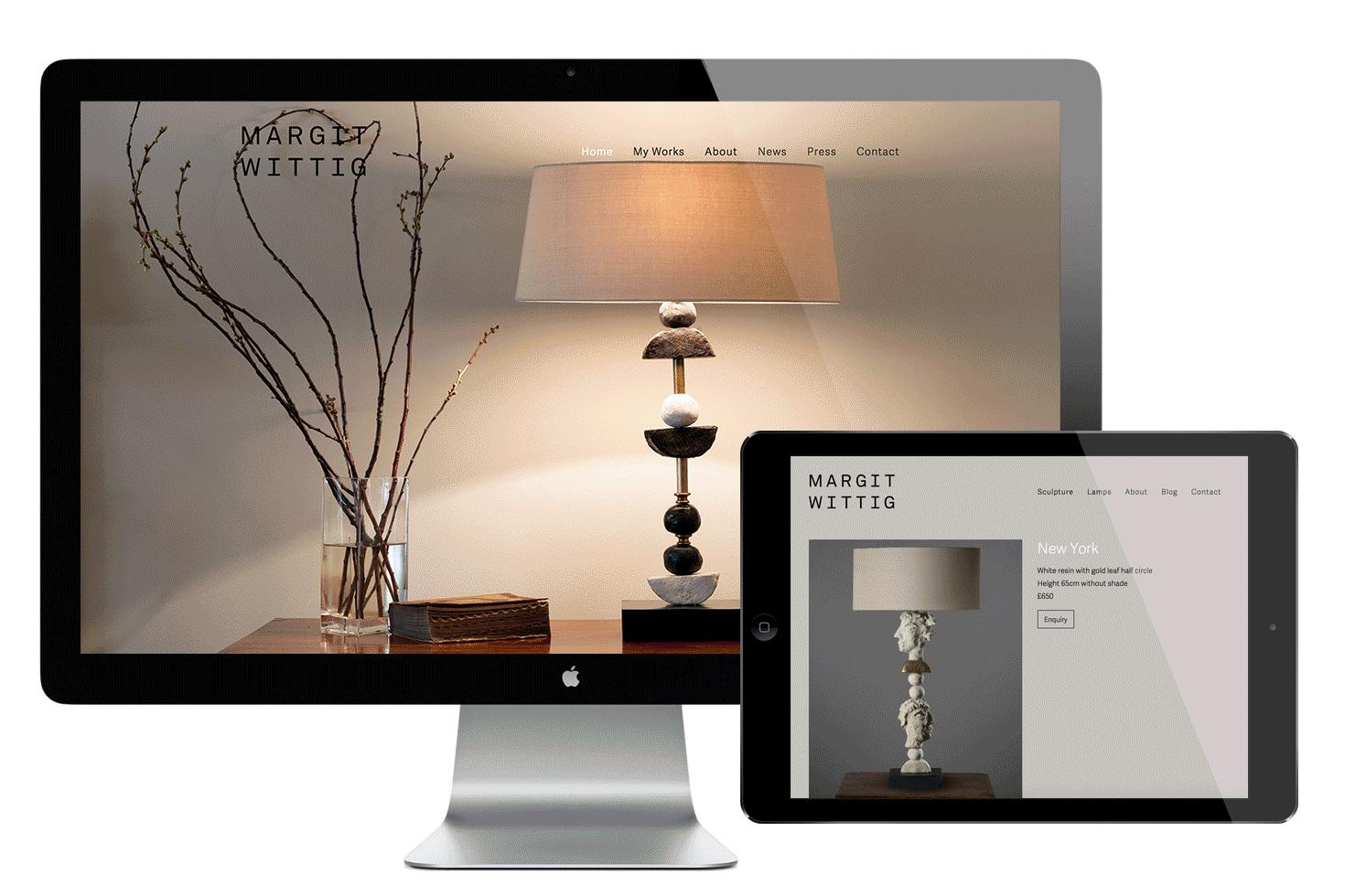 website carousel
