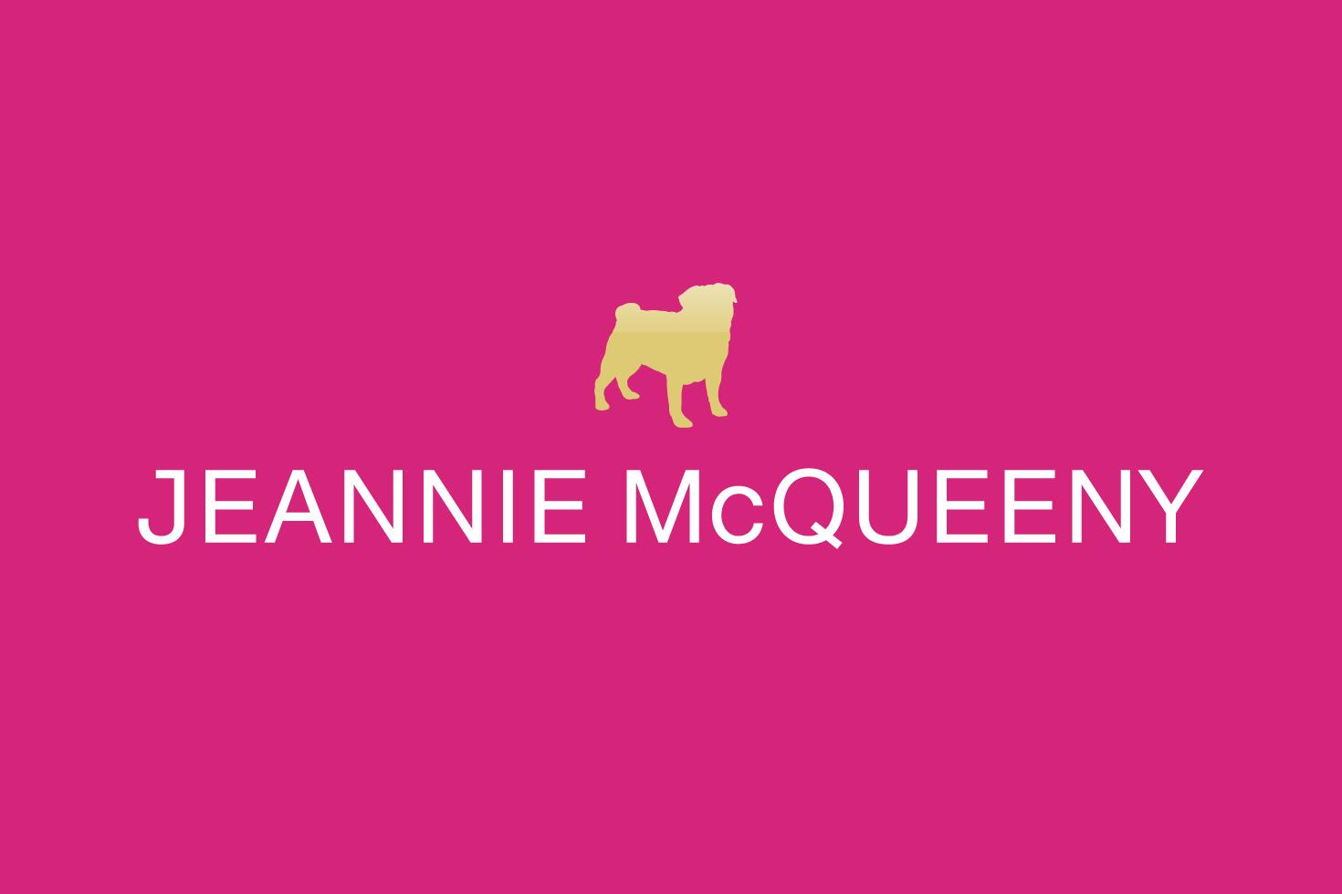 Jeannie McQueeny logo