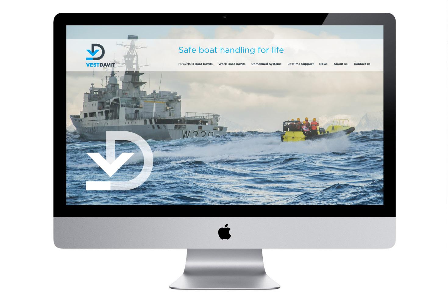 Vestdavit website