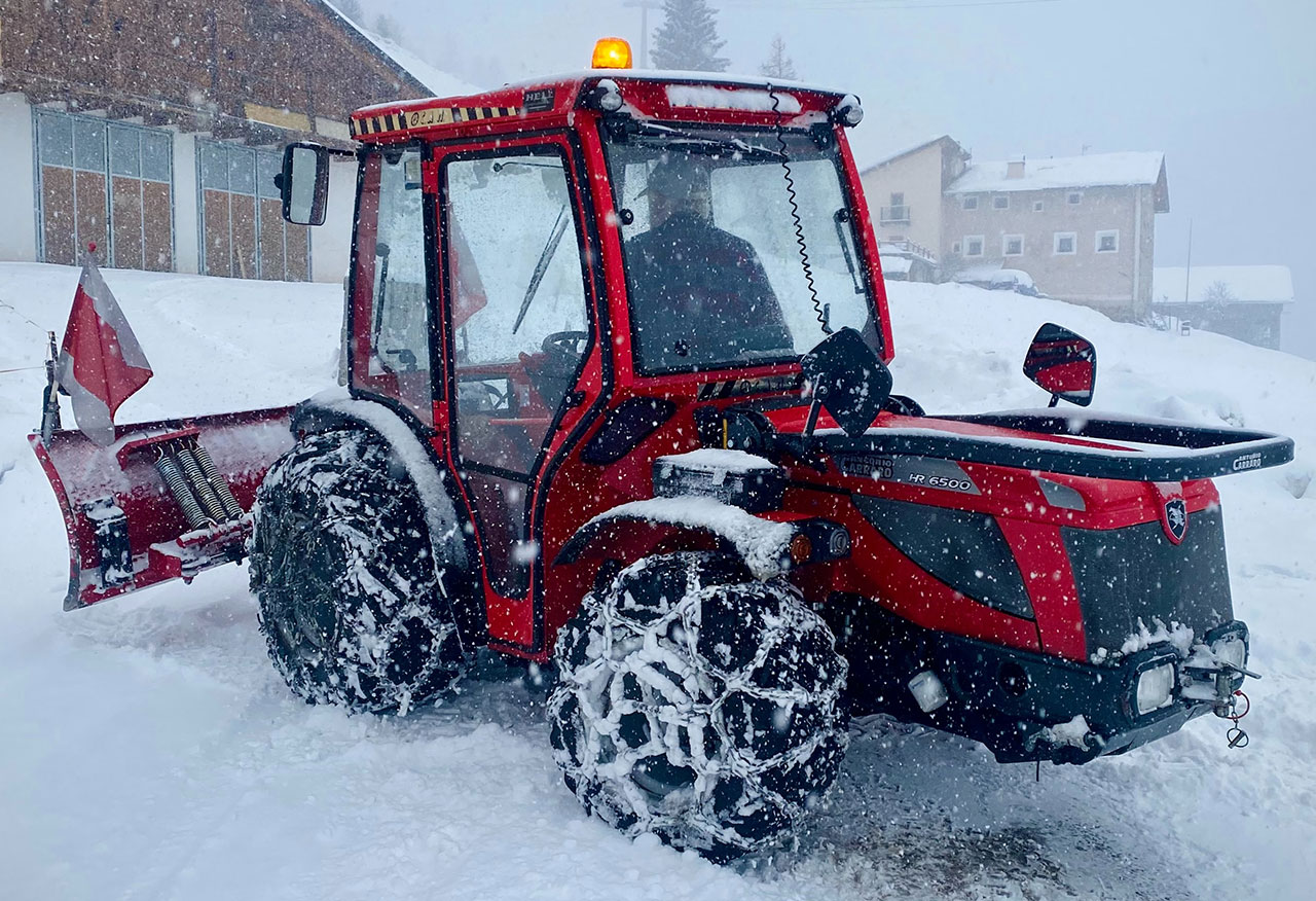 Commercial Snow Removal in NJ and NY