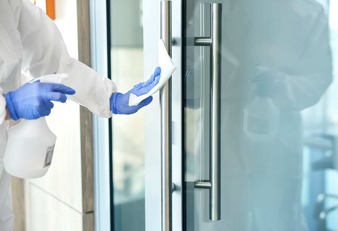 What Disinfection Services are Available for My Commercial Building?