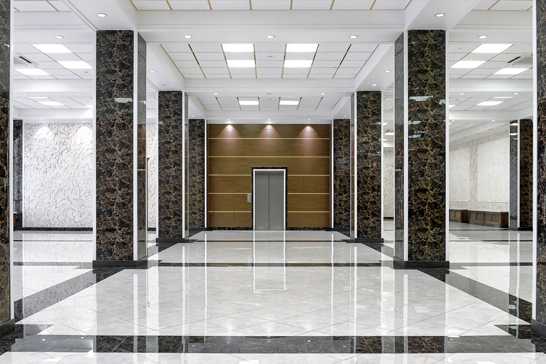 3 Different Commercial Floor Cleaning Services