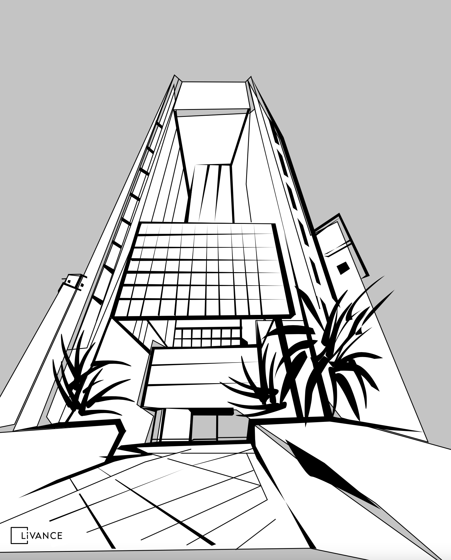 ilustração Livance Paulista