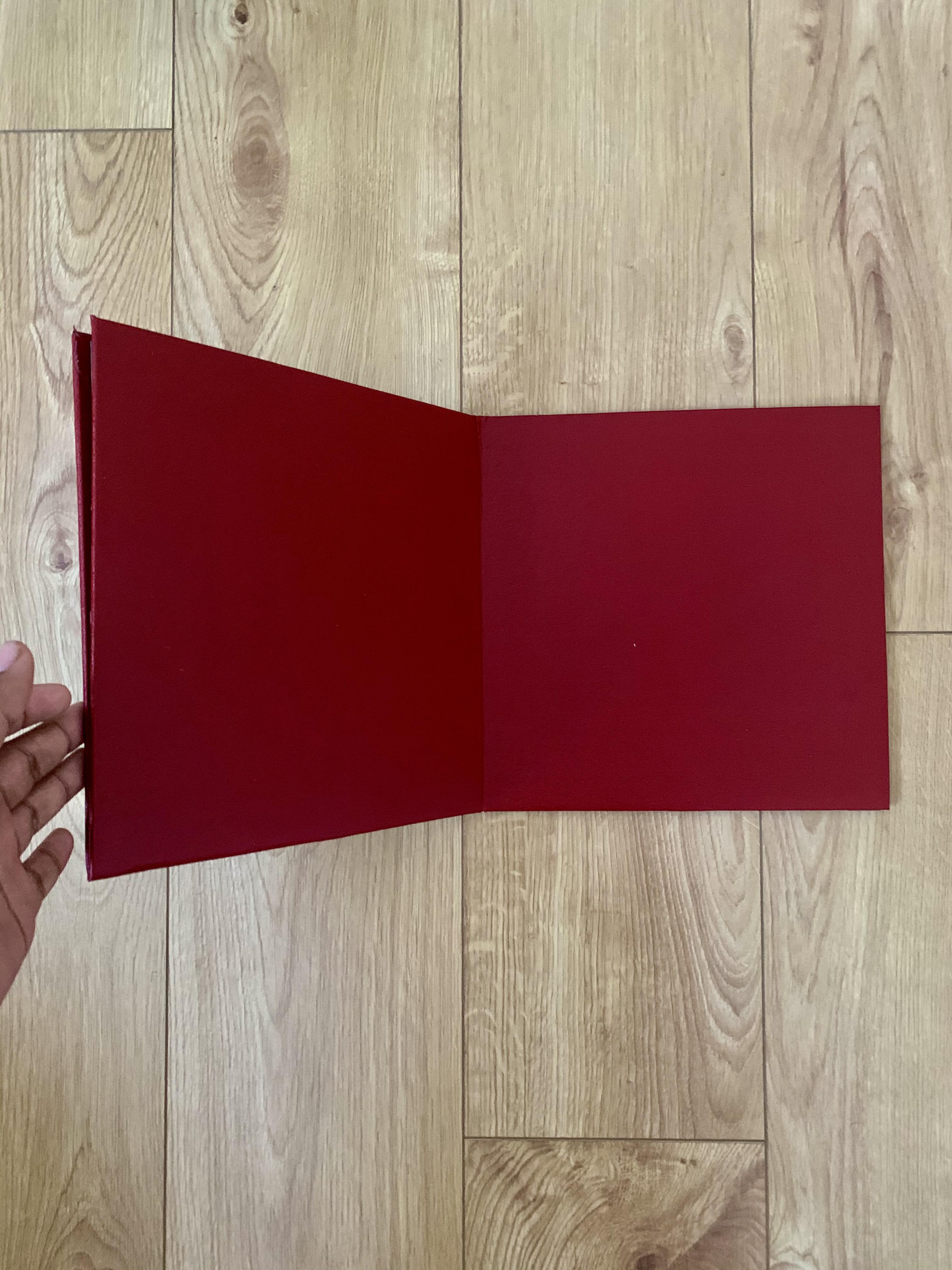 Full Board folded