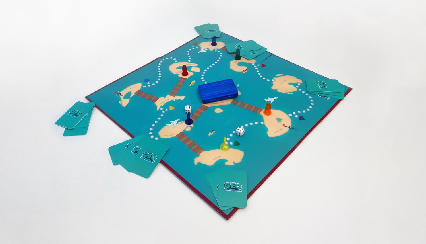 full board game photo
