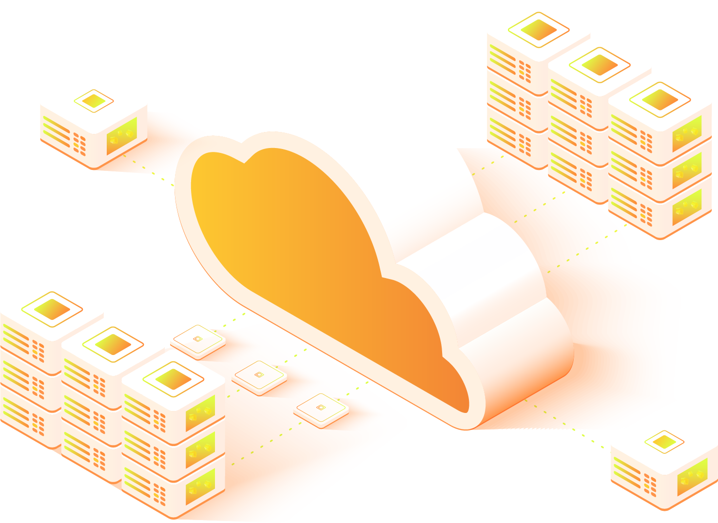 Image of cloud networking