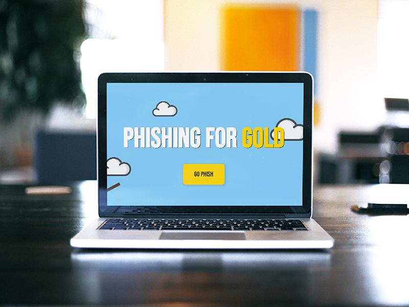 Phishing for Gold