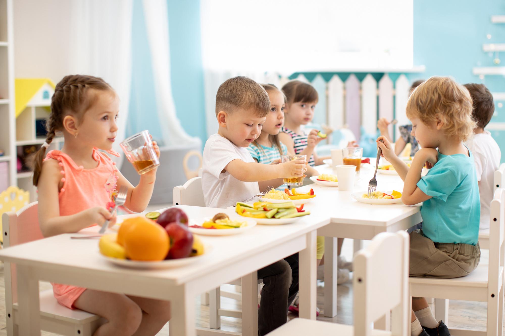 Catering W Przedszkolu Jak Go Zorganizowac