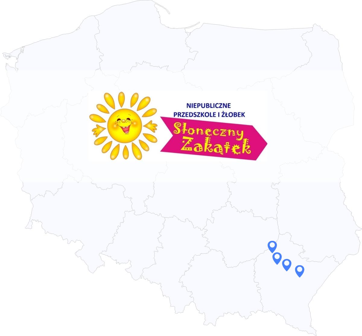 Kolbuszowa, Łańcut, Majdan Królewski, Głogów Małopolski