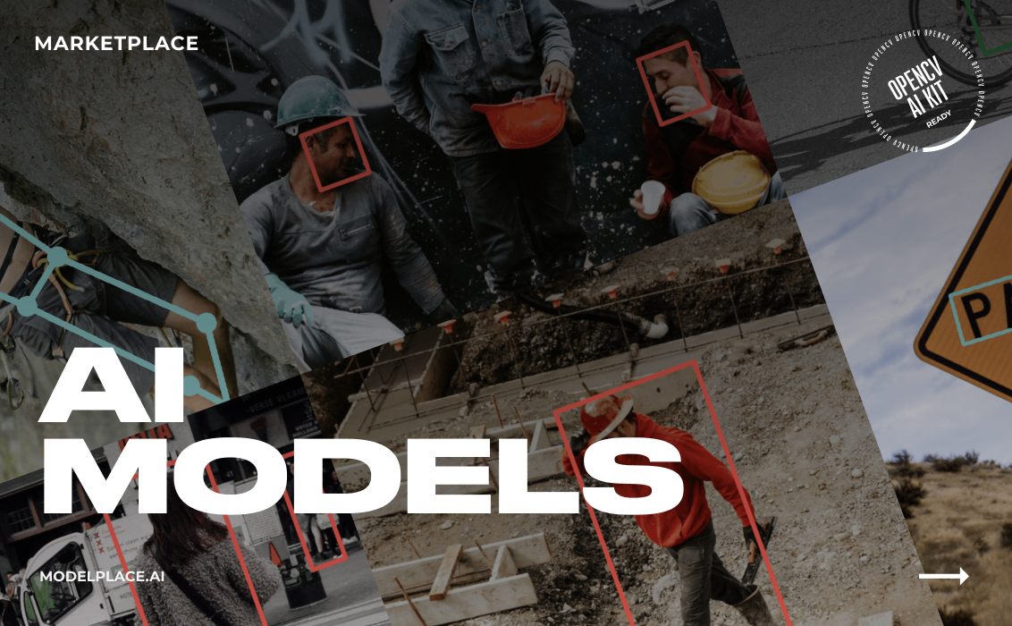 Modelplace.ai - Machine learning models for startups & developers