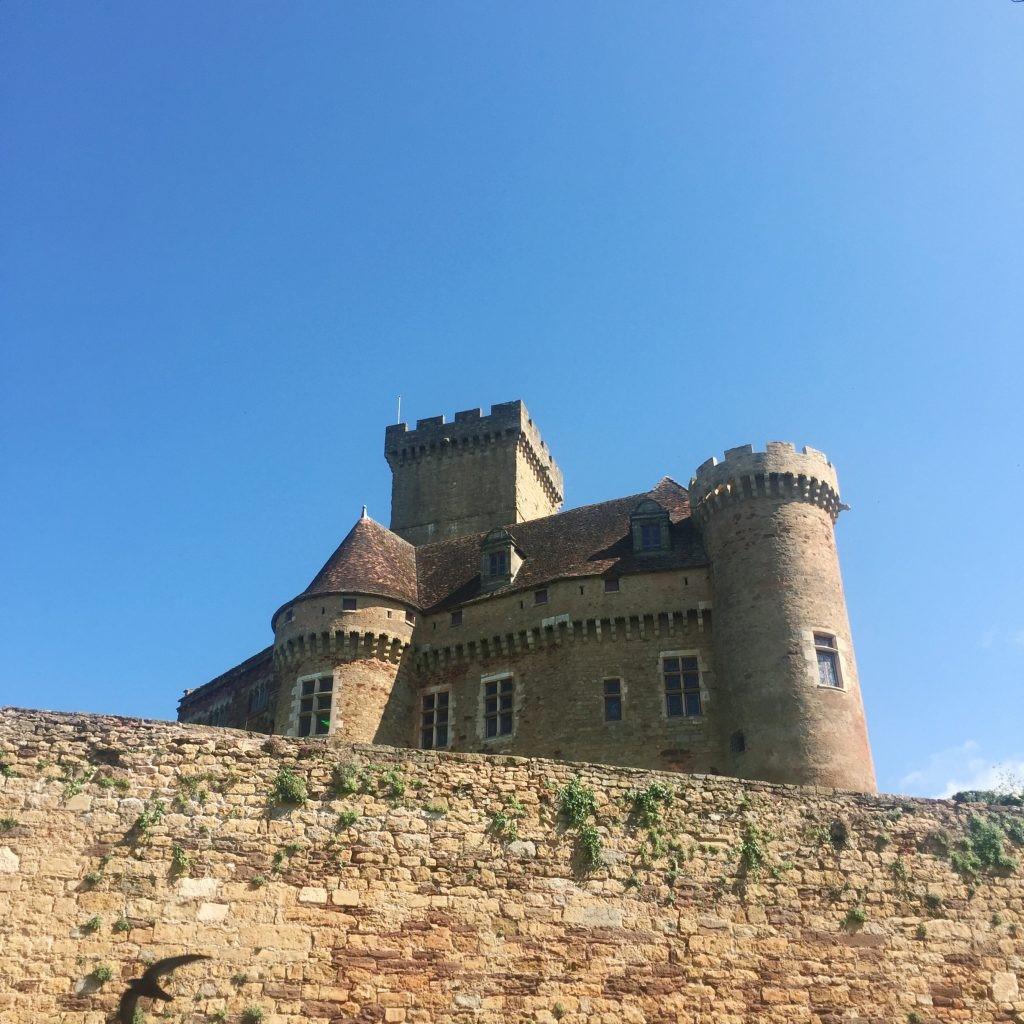 Le château de Castelnau Bretenoux