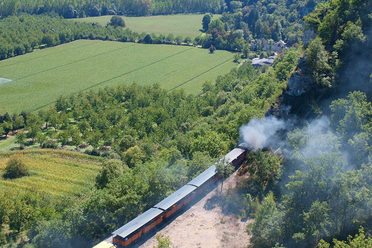 Chemin de fer touristique du Haut Quercy