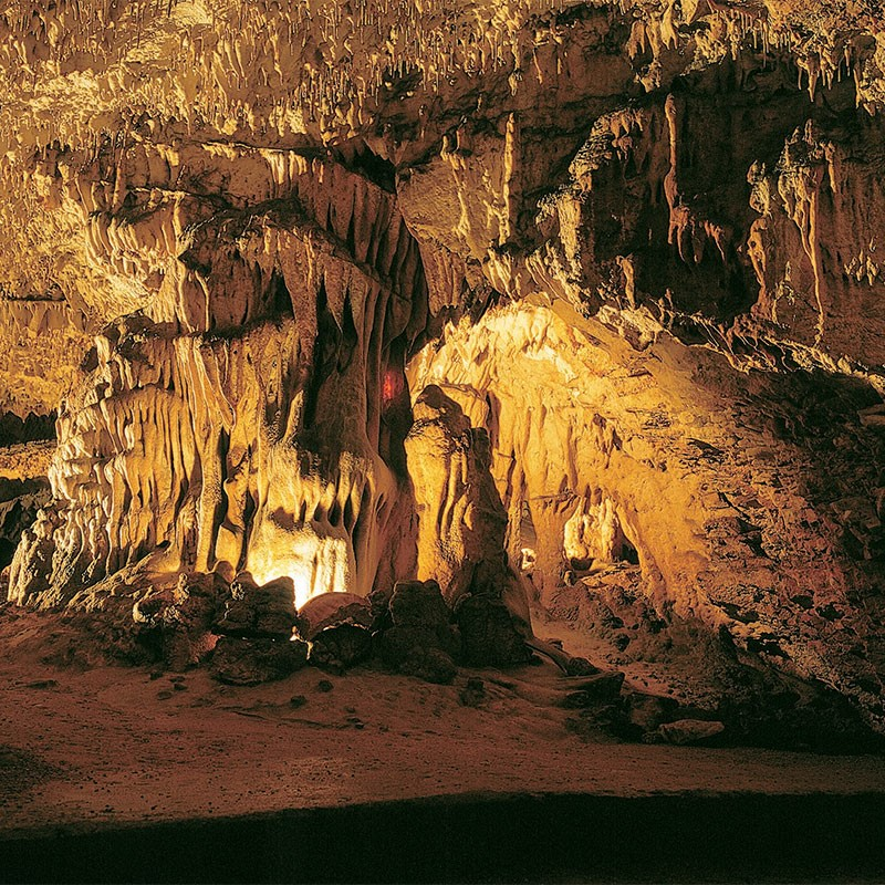 Grottes des merveilles à Rocamadour