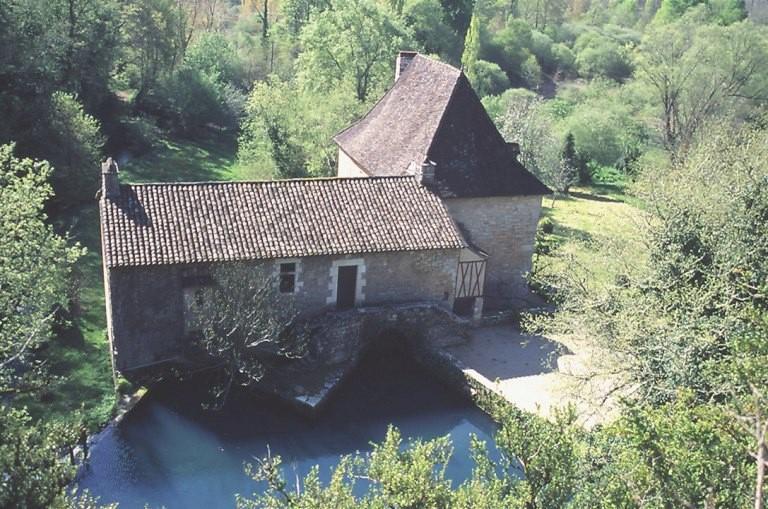 Moulin à Eau de Creysse