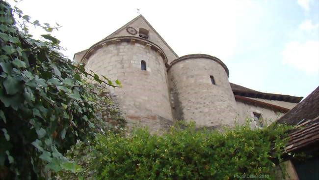 Eglise de Creysse