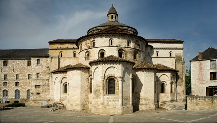 Abbatiale Sainte Marie de Souillac