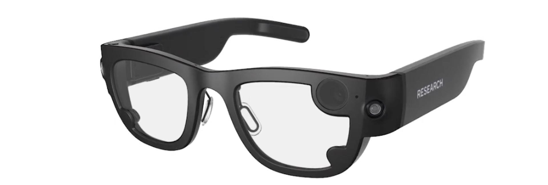 project aria facebook occhiali