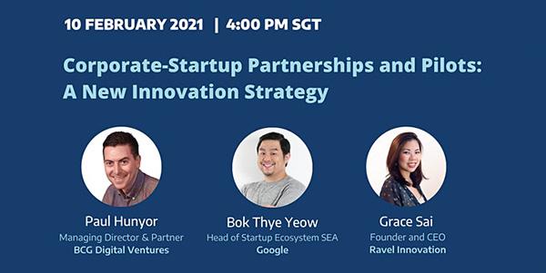 Corporate-Startup Partnerships & Pilots