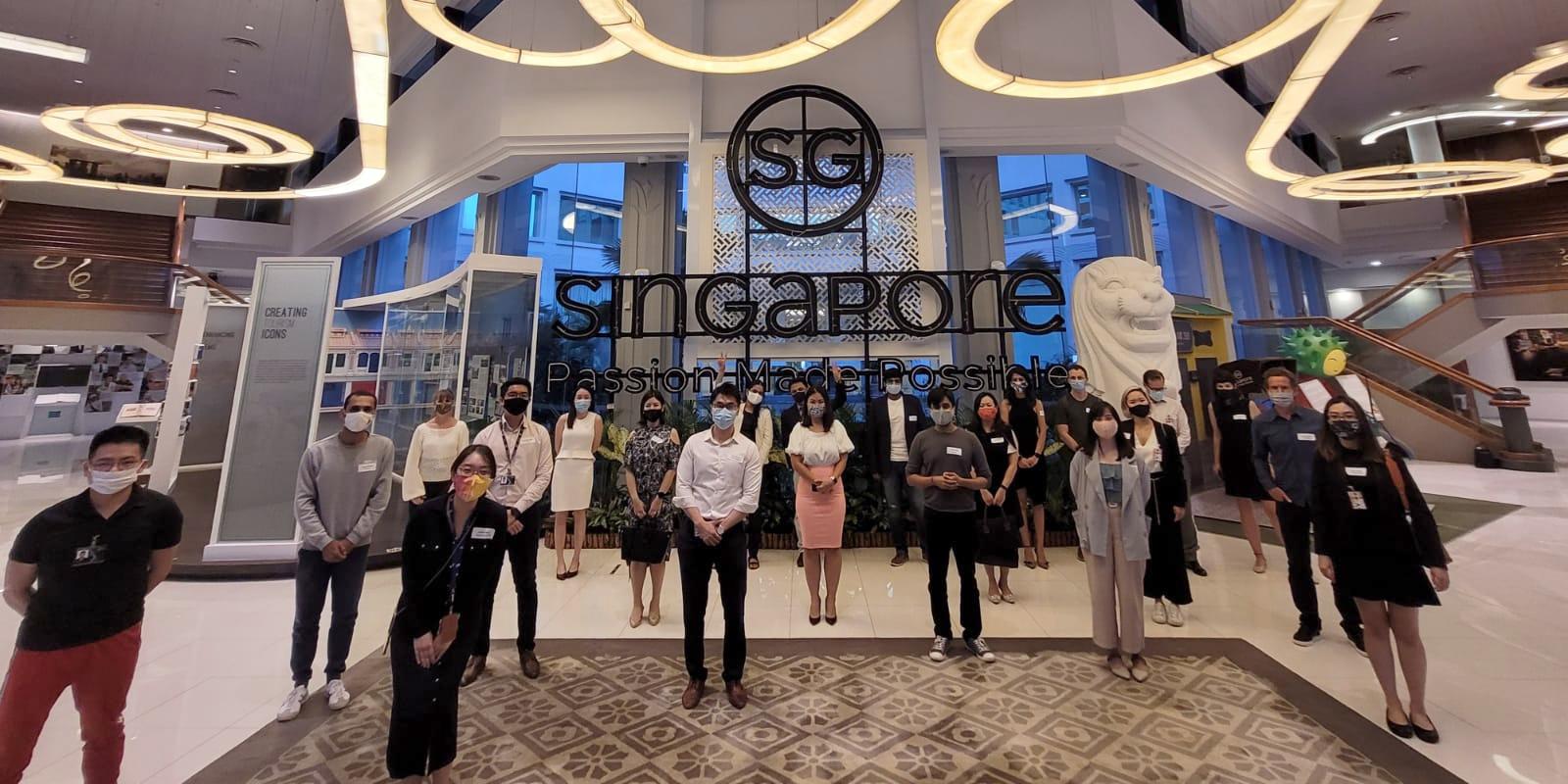 Singapore Tourism Accelerator Demo Day