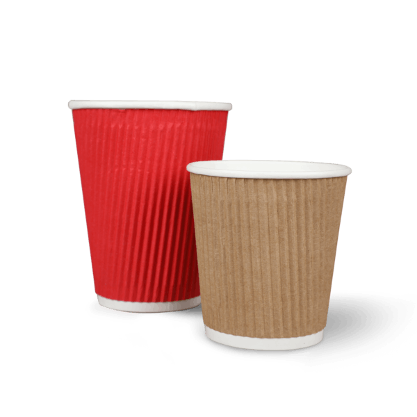 Ripple Walled Cups & Glasses