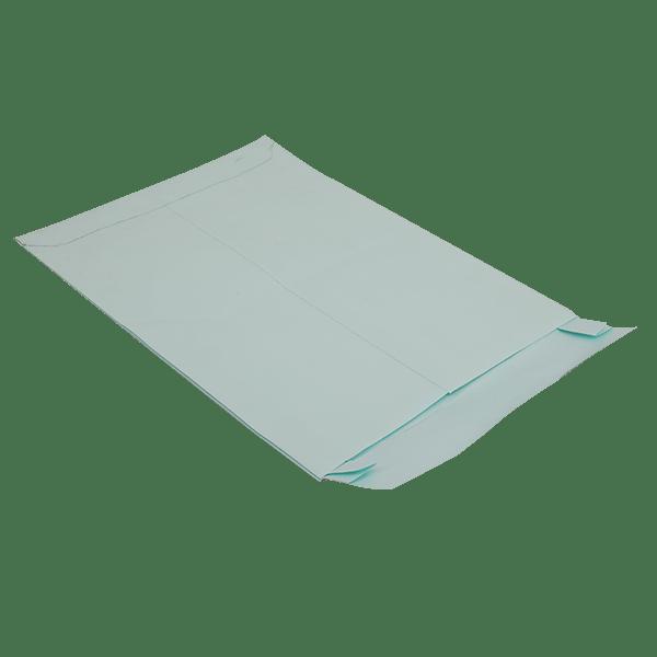 Cloth Mesh Lined Envelope